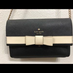 Black Bow Kate Spade Purse